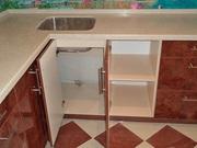 Кухни со столешницей из искусственного камня - foto 0