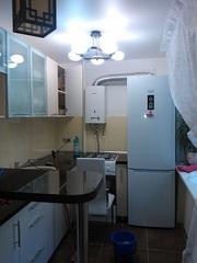 Кухни с пластиковыми фасадами  - foto 1