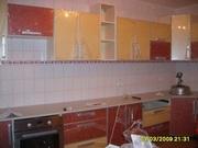 Кухни с пластиковыми фасадами  - foto 2
