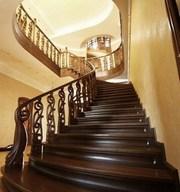 Деревянные лестницы – из какой породы?