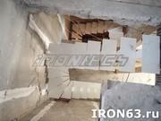 Металлическая лестница для дома и коттеджа - foto 5